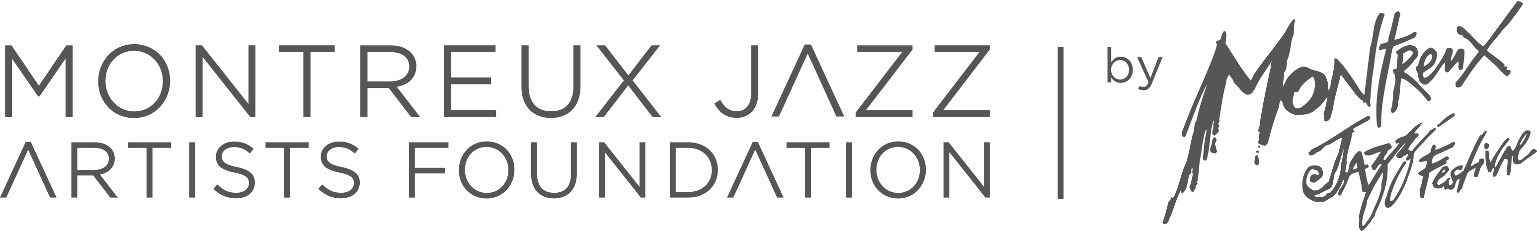 Logo Montreux Jazz Artists Foundation