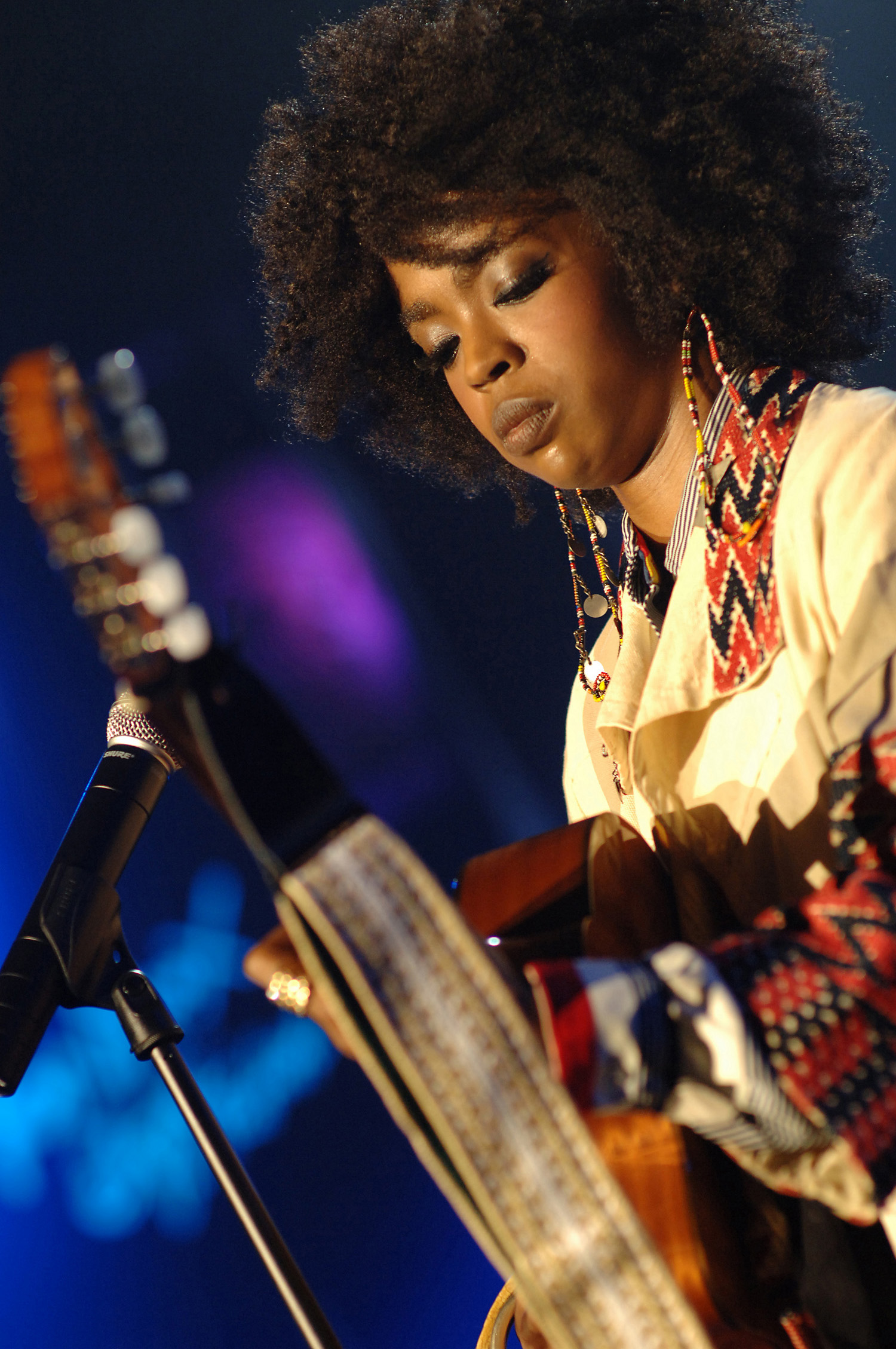 Lauryn Hill Jazz Cafe