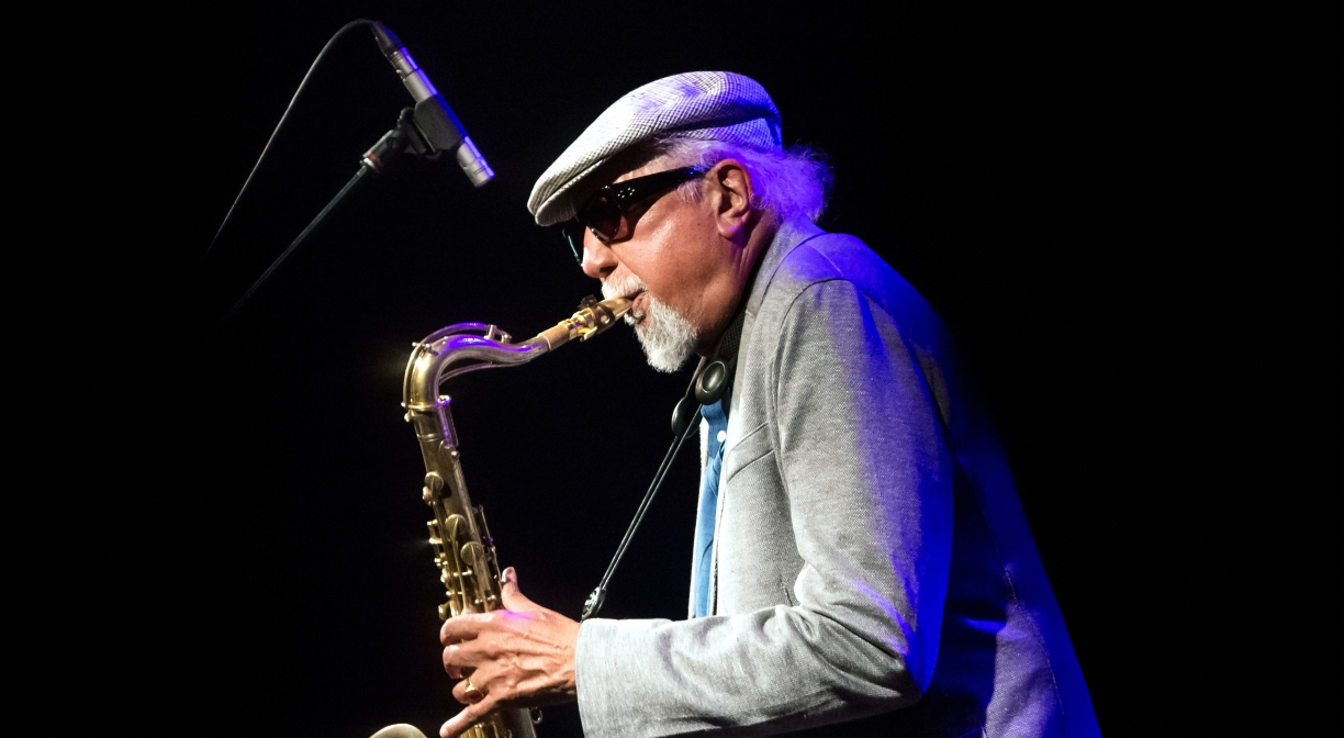 Charles Lloyd, 50 years later