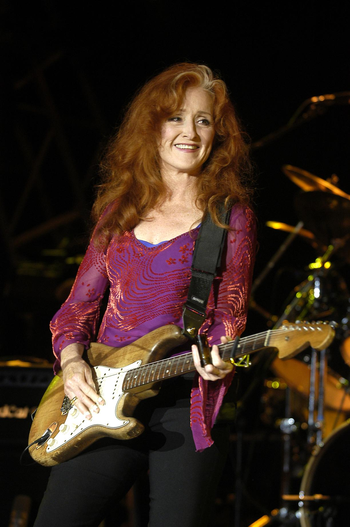 Montreux Jazz Festival 2015 >> Bonnie Raitt 07 July 2003 Auditorium Stravinski | Montreux Jazz