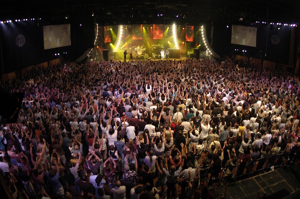 Festival 2004 Montreux Jazz