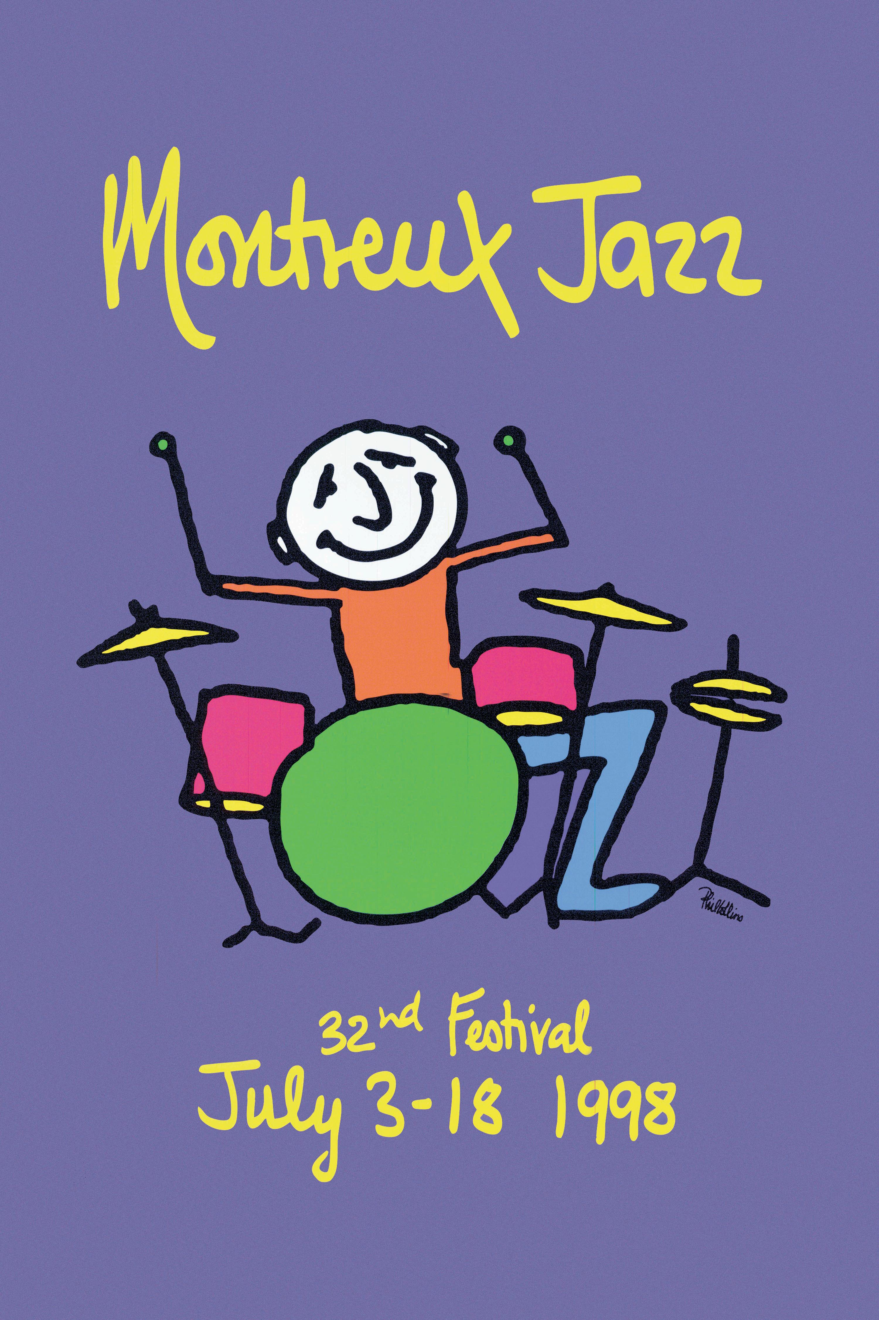 Festival 1998 Montreux Jazz