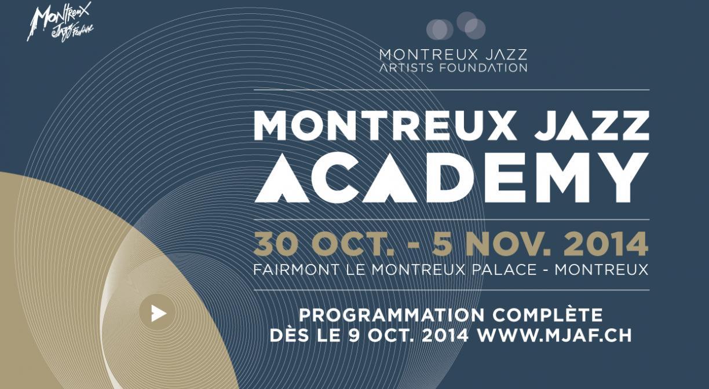 Montreux Jazz Academy: 1ère moisson