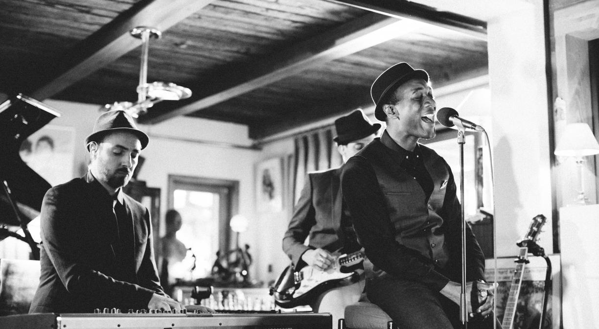Aloe Blacc, Soul Acoustique