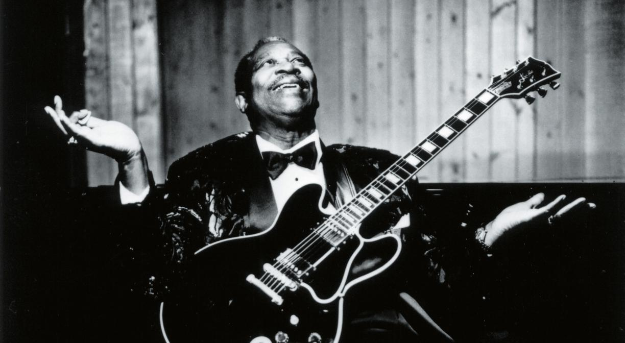 In Loving Memory...<br>B.B. King