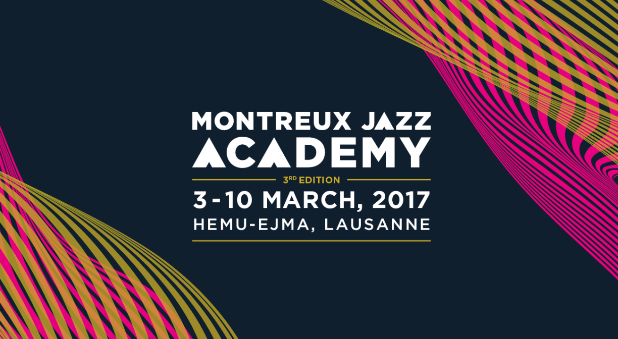 The Montreux Jazz Academy comes to Lausanne !